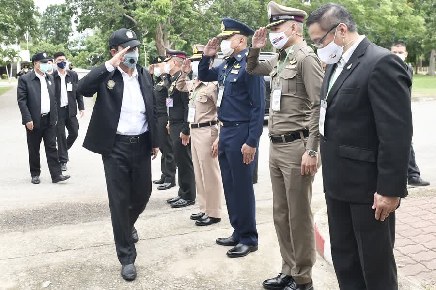 PM Prayut attends Search and Rescue Exercise (SAREX) 2020